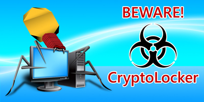 Cryptolocker Virus Threat