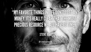 Steve Jobs quote image